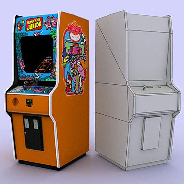 автоматы 3d игровые