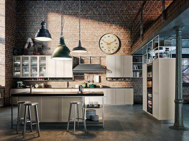 Beautiful Cuisine Design Industriel Ideas - Design Trends 2017 ...