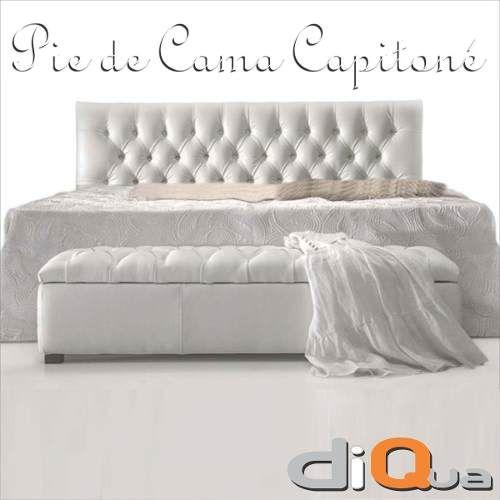 Baul asiento al pie de cama buscar con google proyecto - Baul asiento dormitorio ...