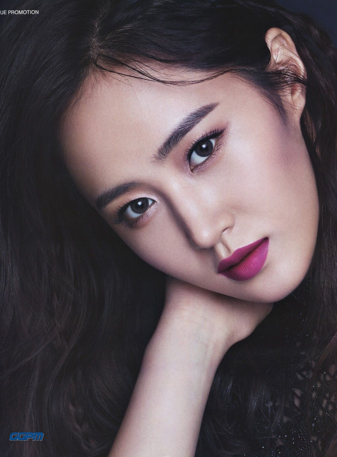 Yuri VOGUE 「NAKED TOUCH」 February.2017 - HQ SCANS (6PIC
