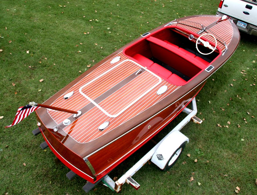 32++ Wooden chris craft runabout for sale ideas