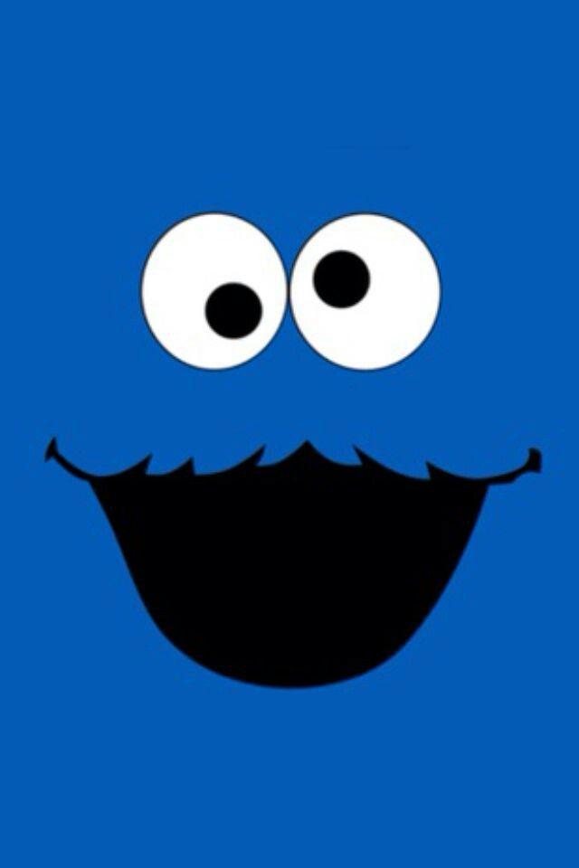 Cookie Monster Wallpaper