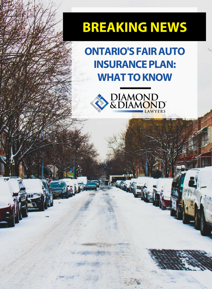 Ontario S Fair Auto Insurance Plan Car Insurance How To Plan