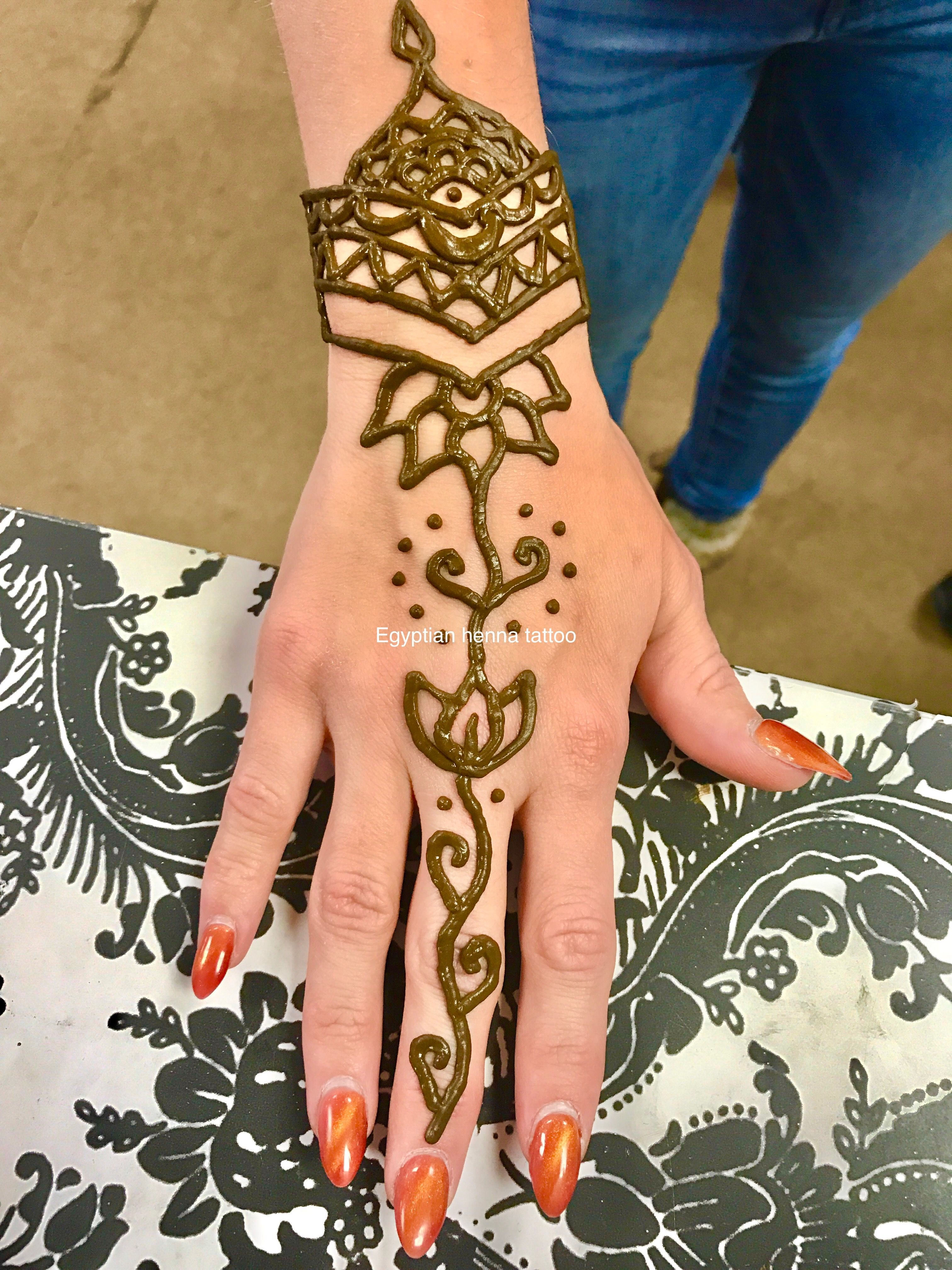 Pin by EGYPTIAN GIFTS on Egyptian Henna Tattoo In Orlando Florida ...