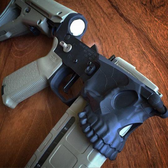 """Sharp Bros  / Spike's Tactical """"The Jack"""" (if I built an AR"""