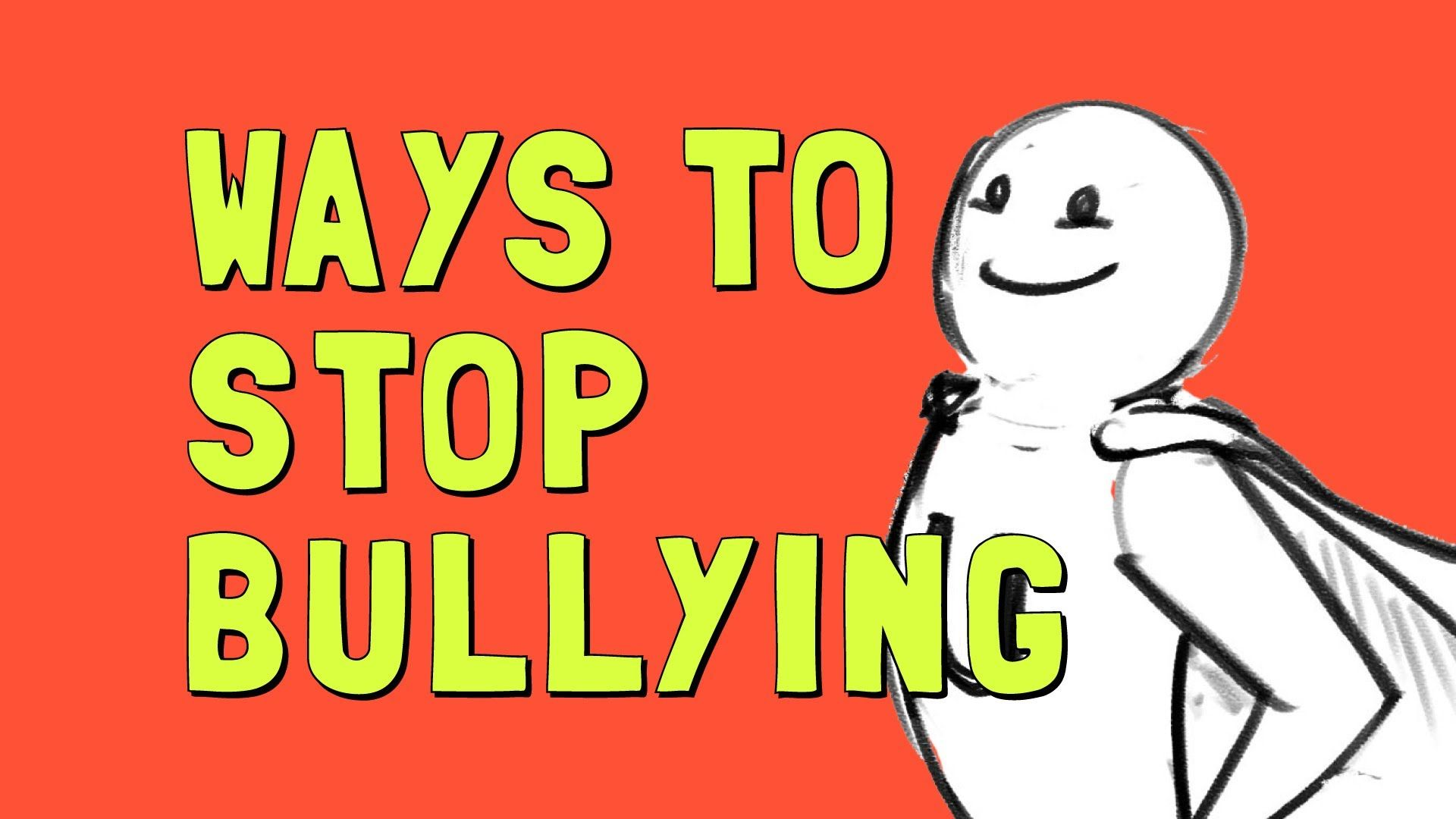 October Is National Bullying Prevention Month Learn Ways