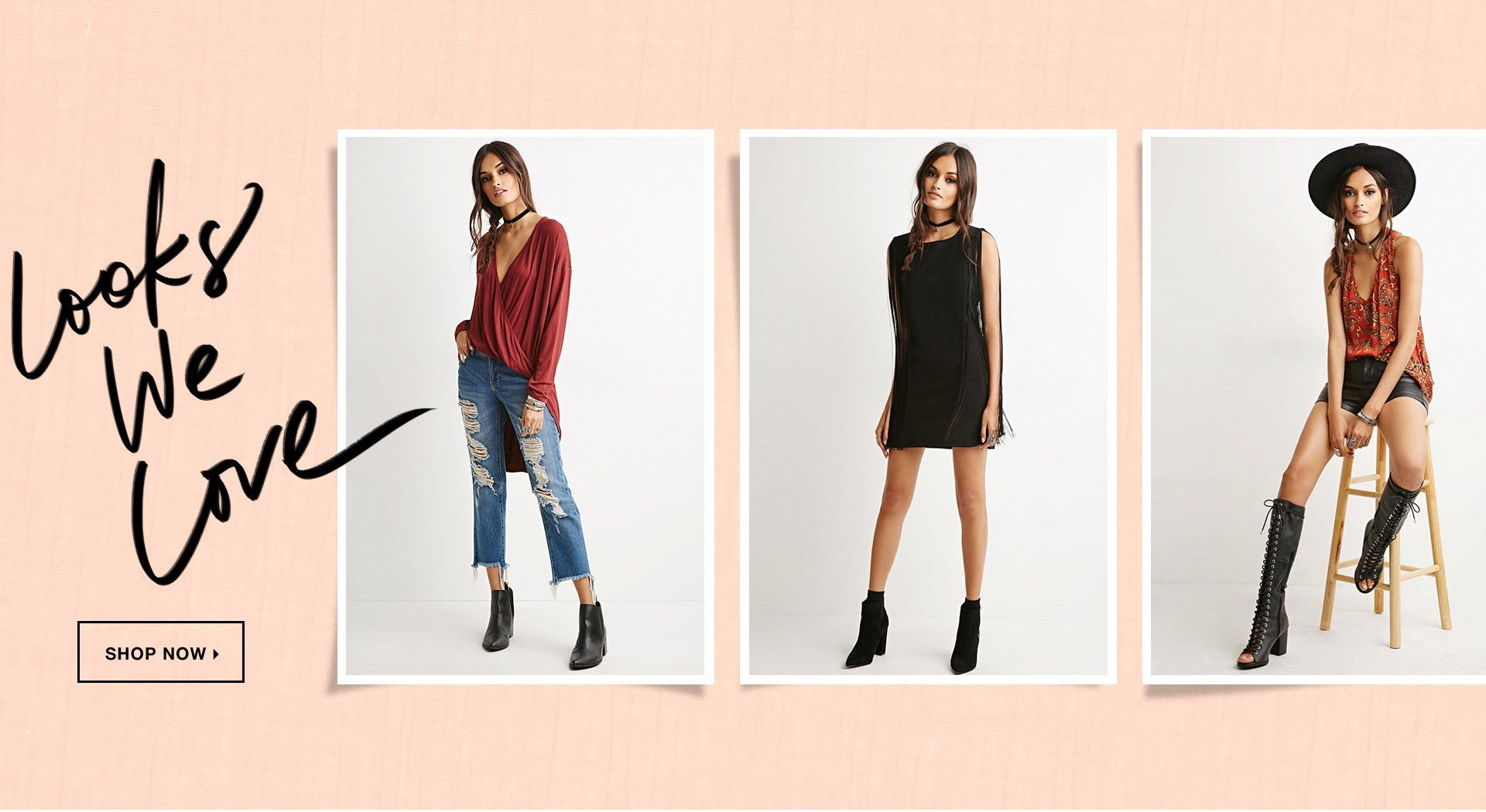 Shop Forever 21 UK for fashionable clothing for women
