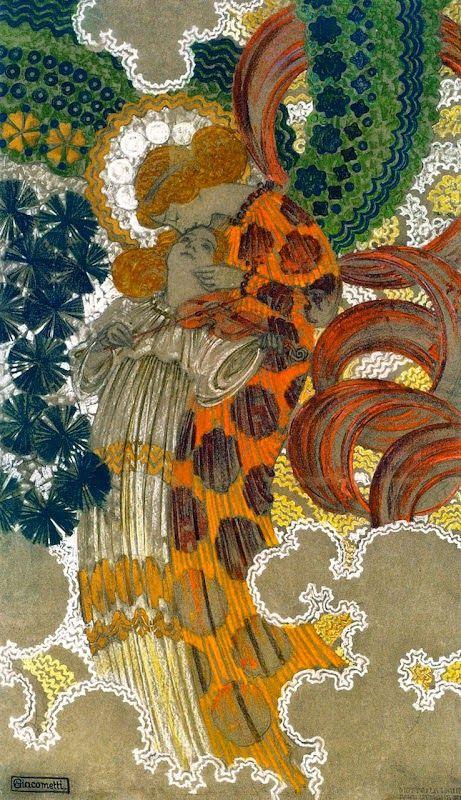 augusto+giacometti+la+musique+1909