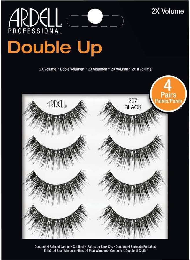 19aaf7d9c35 4 Pack Double Up 207 Lashes in 2019 | Products | Lashes, Ardell ...