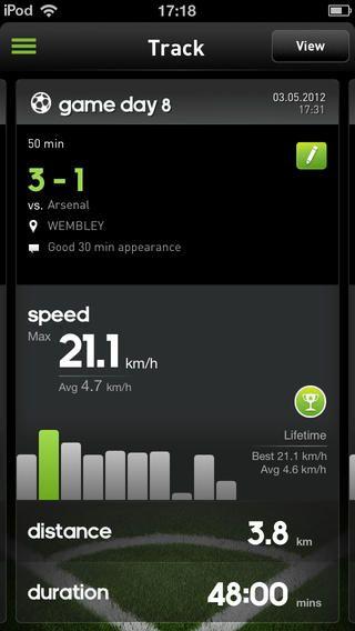 adidas micoach app store