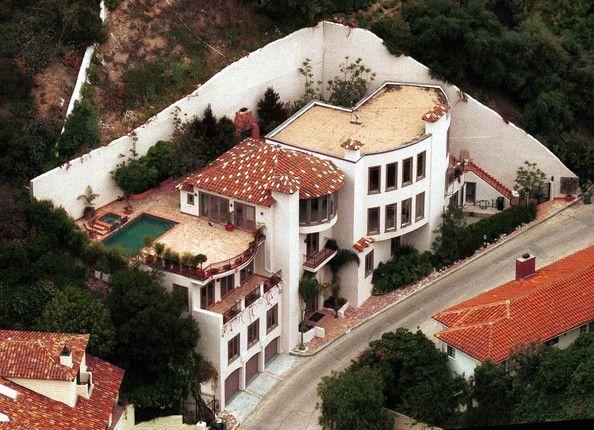 Jack Nicholson House In Beverly Hills Celeb Pads Pinterest