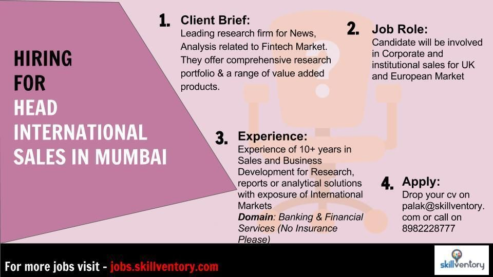 Skillventory Is Best Recruitment Consultants In India  Offering