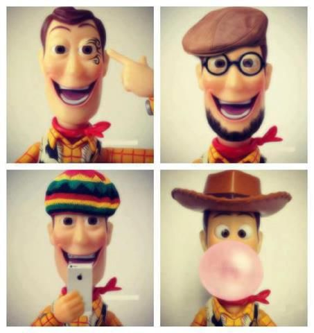 woody! :) love the toy story movies