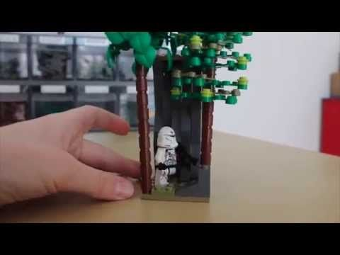 LEGO |how to build trees| folge 1