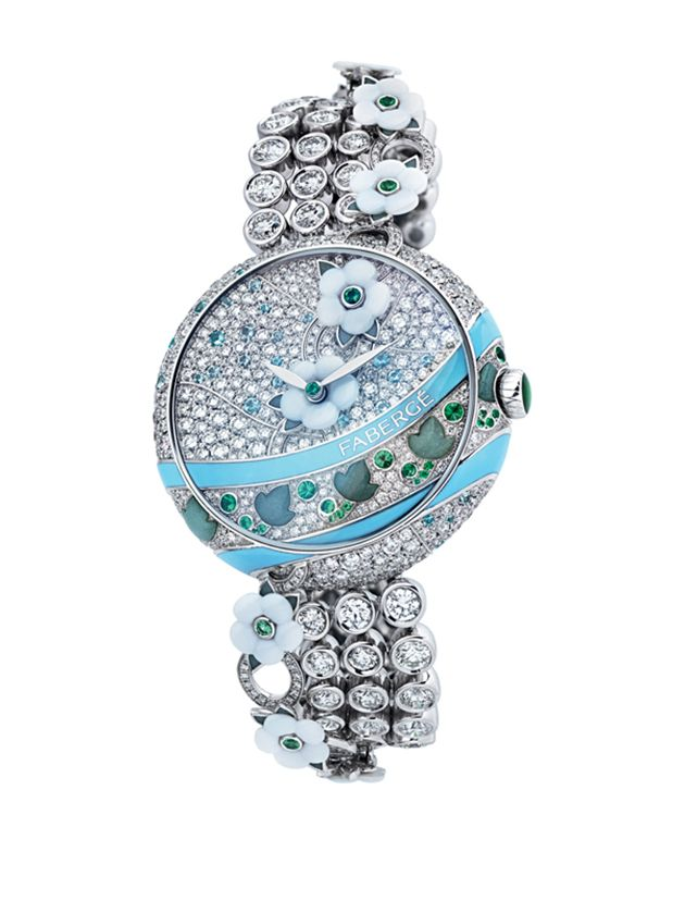 Provence_Fabergé-Summer-in-Provence-Turquoise-Timepiece.jpg (630×839)