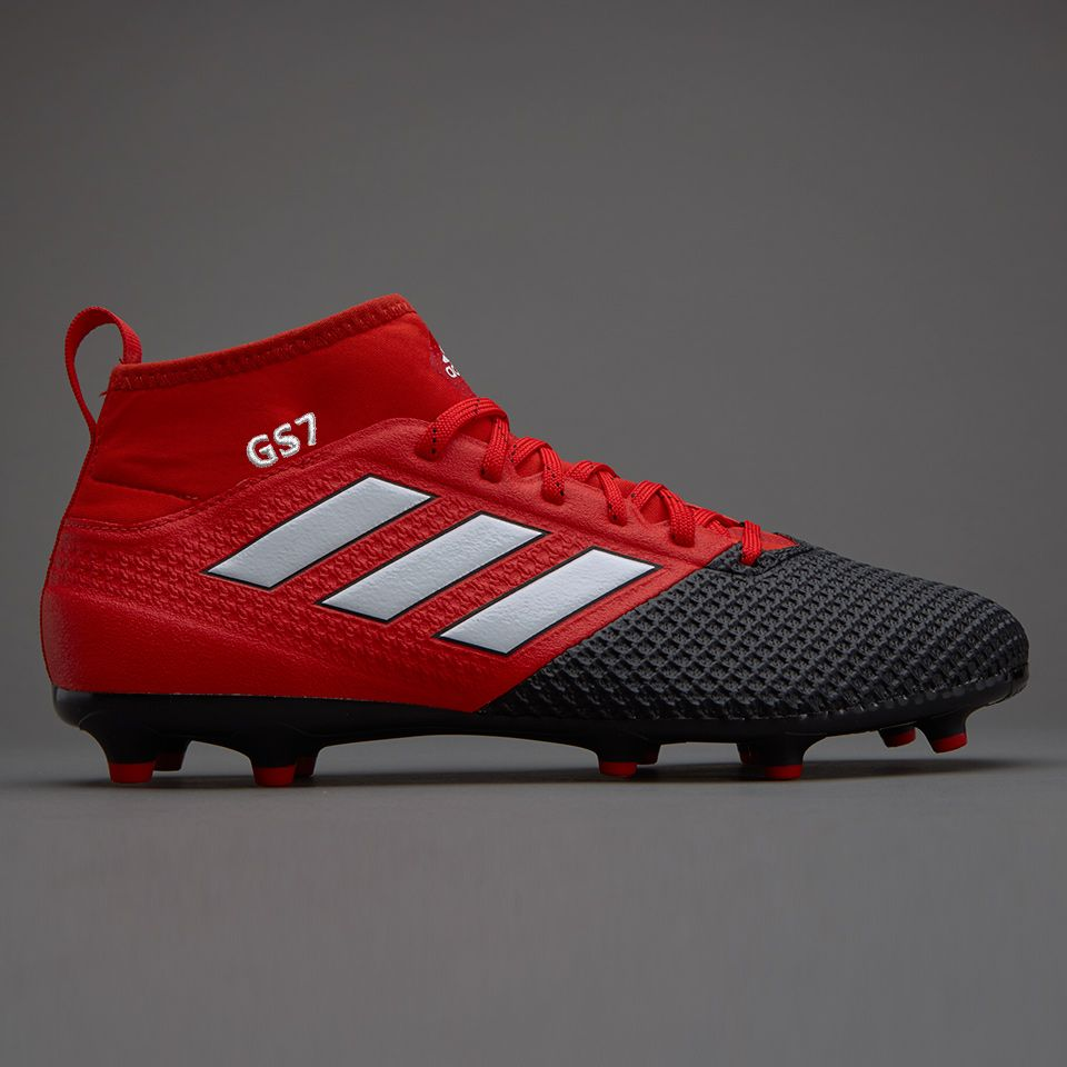 Adidas ACE primemesh FG Rojo / blanco / CORE negro hombre  Soccer