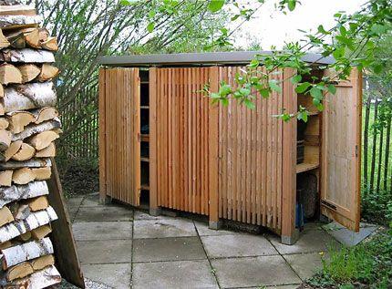 Mulltonnenbox Und Fahrradunterstand Von Gartenakzente Auf Den Furstenfelder Gartentagen Via Designchen Garten Fahrrad Unterstand Vorgarten