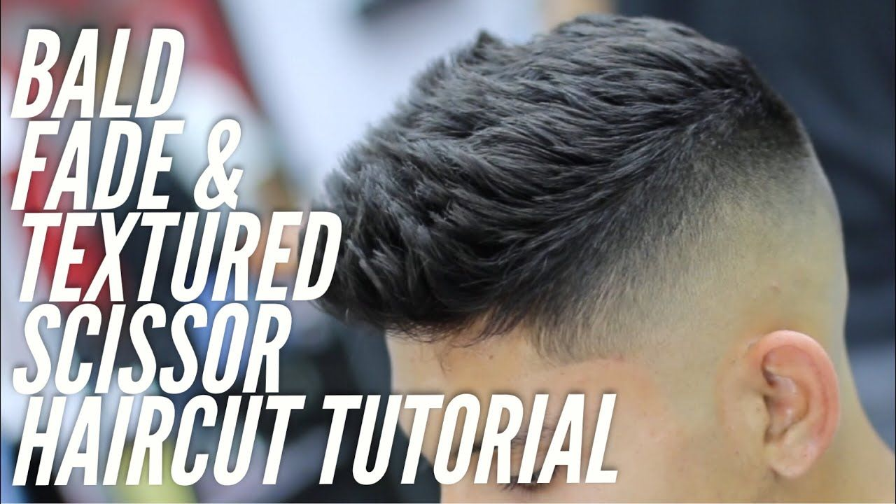 how to trim curly hair with scissors
