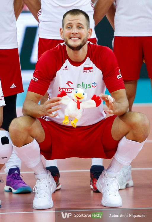 Michal Winiarski #polish #volleyball #player   Volleyball
