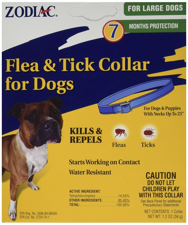 Zodiac Flea and Tick Dog Collar * Want additional info