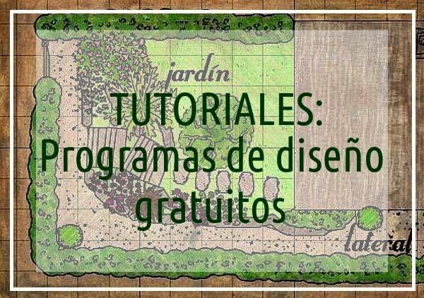 Guia de jardin blog de jardiner a y plantas jard n en casa programas gratuitos para dise ar - Como disenar un jardin grande ...