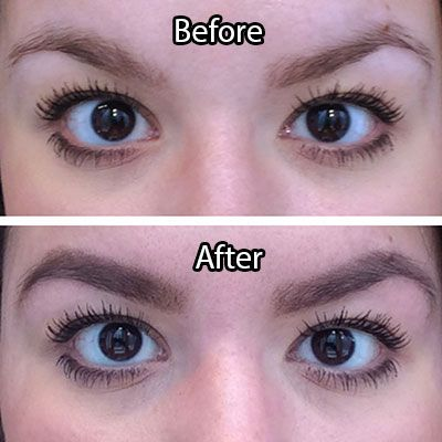 Eyebrow Hacks, Tips, Tricks; Thick, Bold Brows How To, Pictures ...