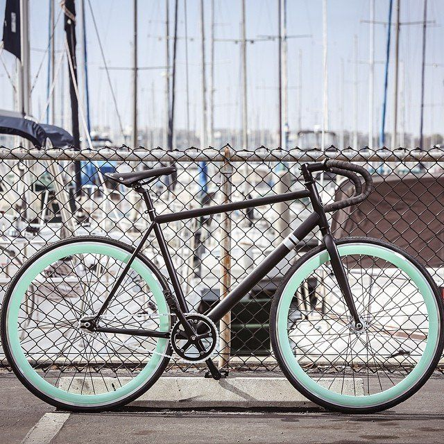 Foamside Fixed Gear Bicycle By Sole Bicycles With Images Fixed Gear Bicycle Bicycle Fixed Gear Bike