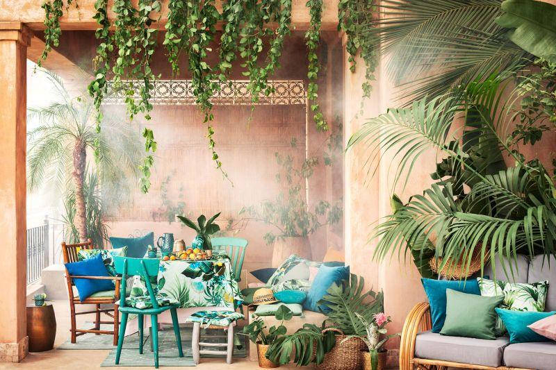 Trópusi hangulat | Tropical | Hm home, Décoration maison et ...