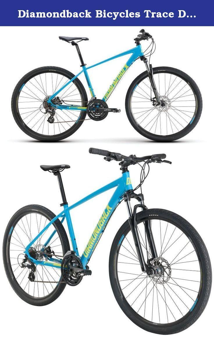 "Diamondback Bicycles Trace Dual Sport Bike, 16"" Frame, 16"