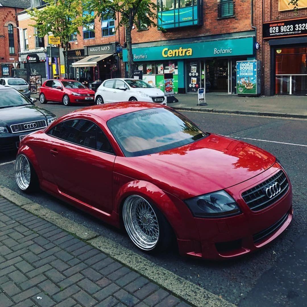 Audi, Audi TT, Audi Tt