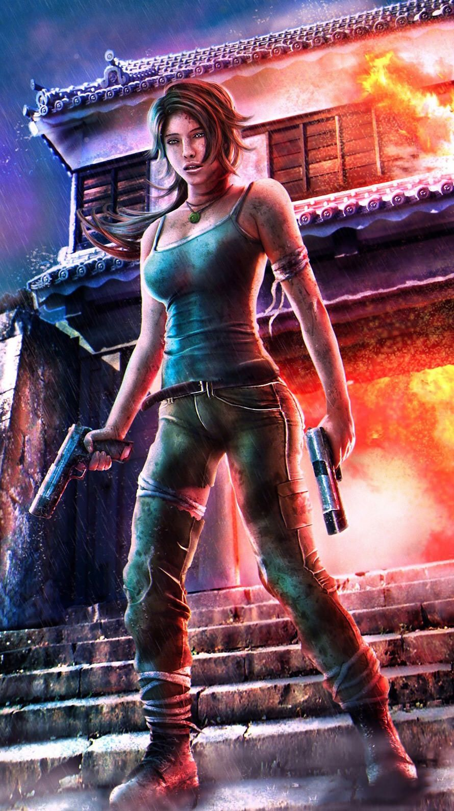 Pin by Morten Larsen on Lara Croft Tomb Raider | Tomb
