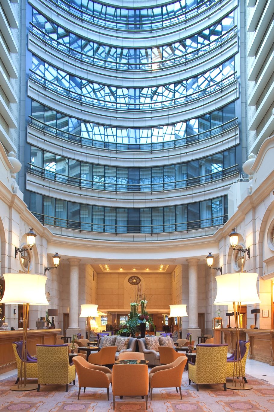 Say Ooh La At The Luxurious Paris Marriott Champs Elysees France Http