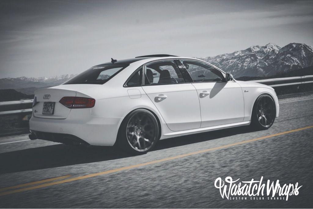 11' Audi S4 Matte White | Prestige+ | DSG | APR Stage II+