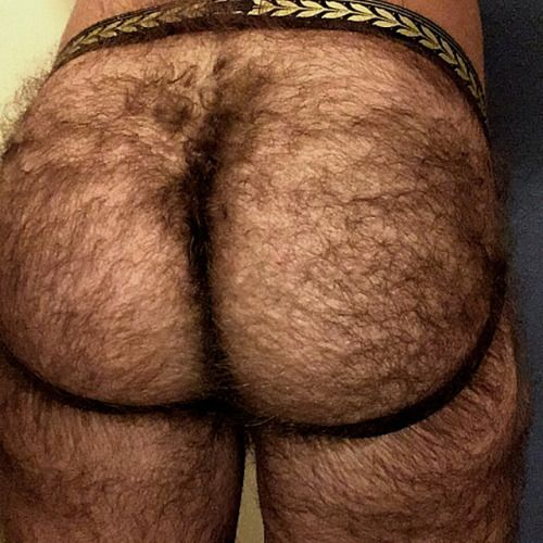 Spanish hairy ass pics