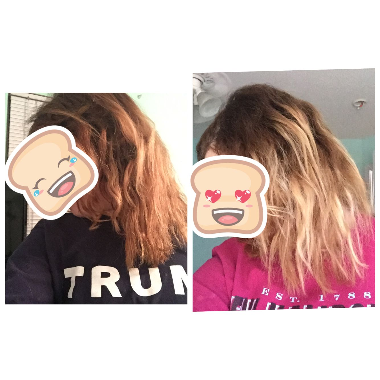 Use Hydrogen Peroxide As Hair Lightener Leave In 30 1hr Depending On Length Of Hair Mix With Leave In How To Lighten Hair Peroxide Hair Hydrogen Peroxide Hair