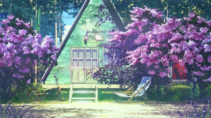 SƯU TẦM Anime Art - #30: Phong Cảnh | Phong cảnh, Anime ...
