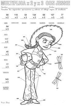 Resultado de imagen para actividades de divisiones para niños ...