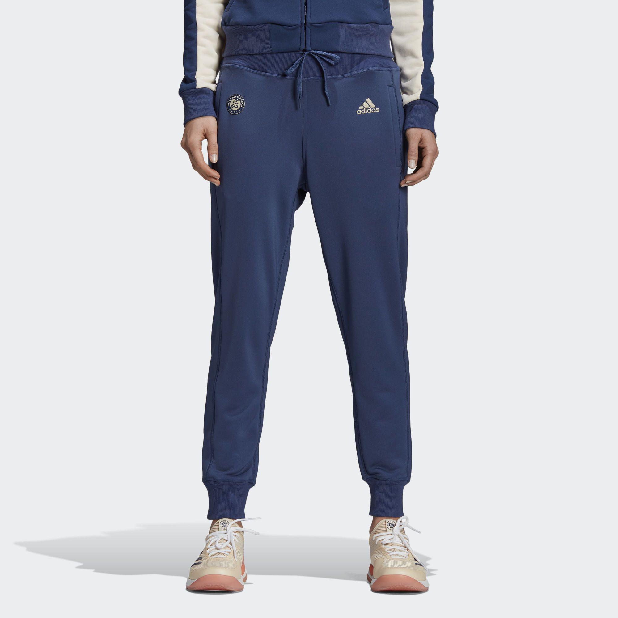 883ba1c55 adidas Roland Garros Pants - Blue