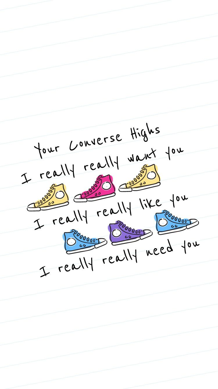 converse high bts lyrics
