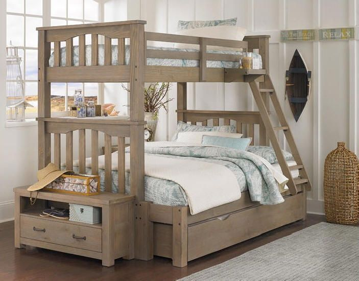 Crosspointe Twin Over Full Bunk Bed Jpg 703 550 Twin Full Bunk