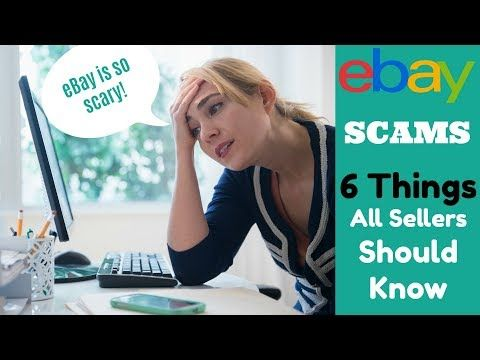 YouTube. eBay Scammer Info in 2019 Ebay, Ebay seller