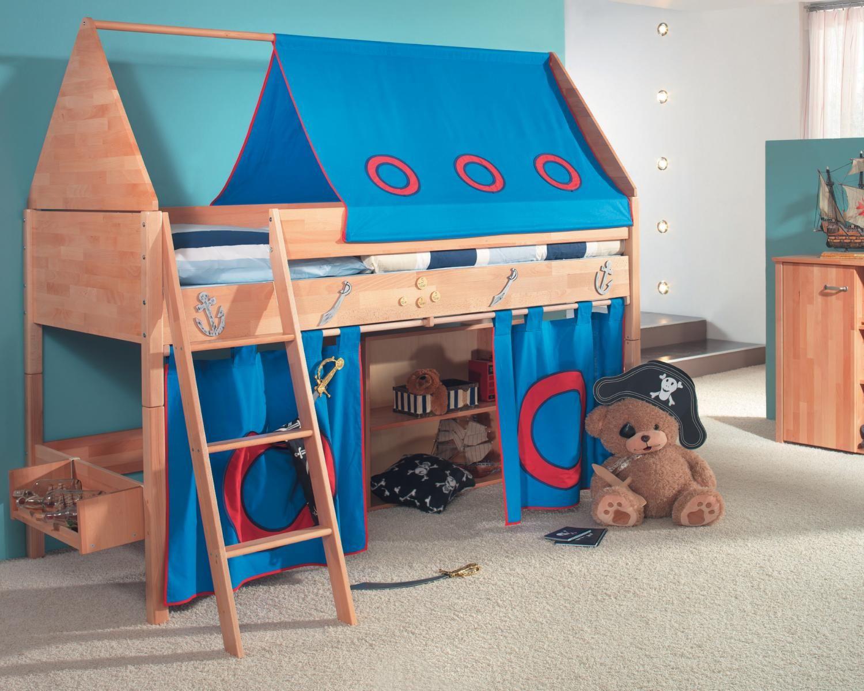 Piratenhochbett Bild Von Mai Bro Jungszimmer Kinder Zimmer