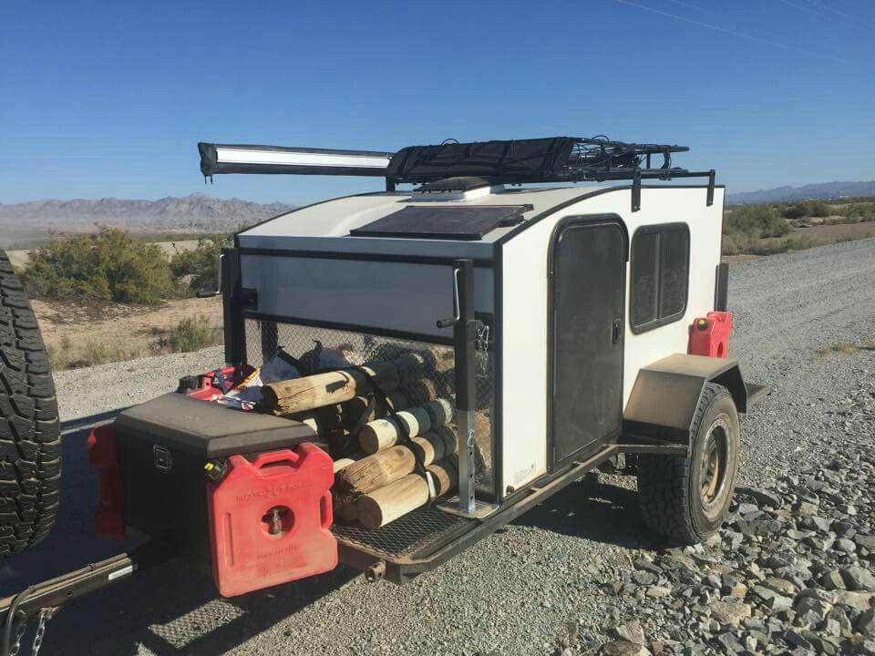 Expedition Camping Hiker Trailers Extreme Expedition Off