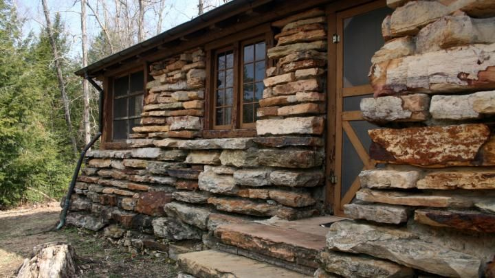 Pickett State Park Rustic Cabin U2014 Tennessee State Parks