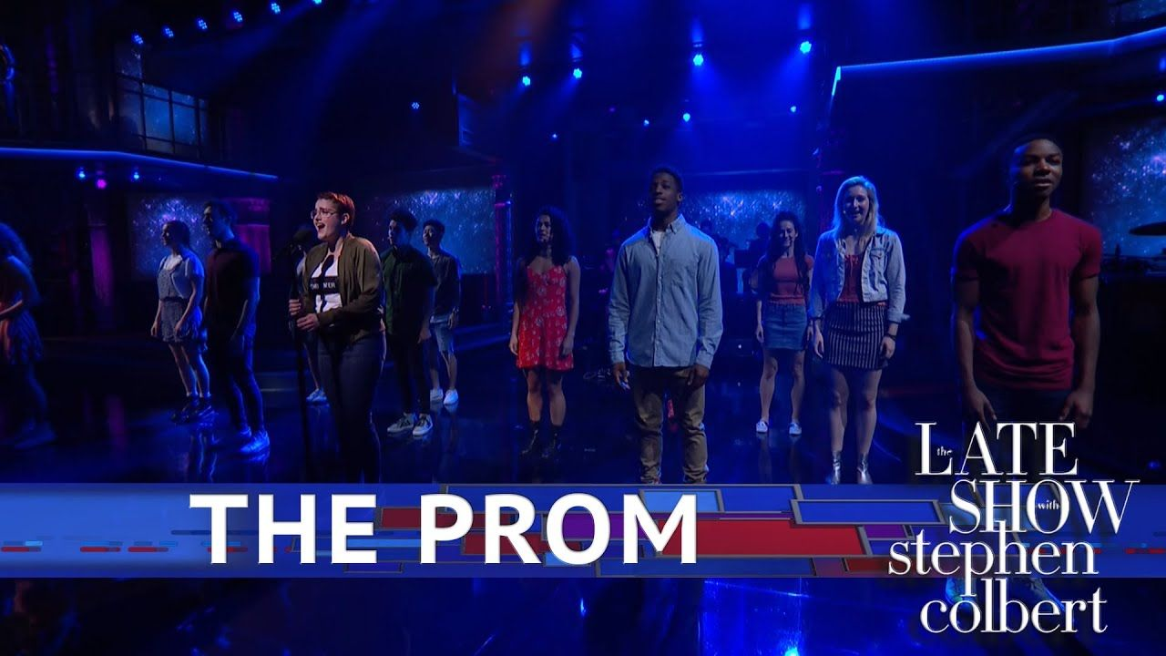 A Special Performance From The Cast Of 'The Prom' | The Late