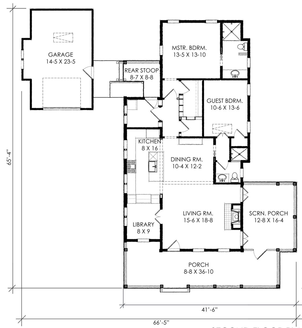 The Woodward House Plan By Moser Design Group Artfoodhome Com House Plans House Remodeling Plans New House Plans