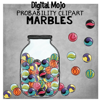 Marbles With Patterns Probability Clipart Clip Art Probability Pattern