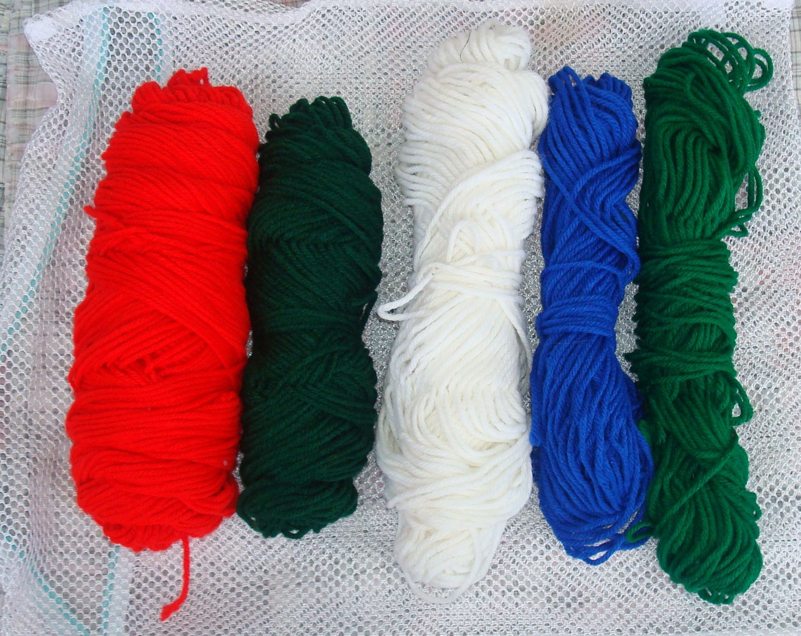 Softening Acrylic Yarn Experiment | Yarn Over, Pull Through