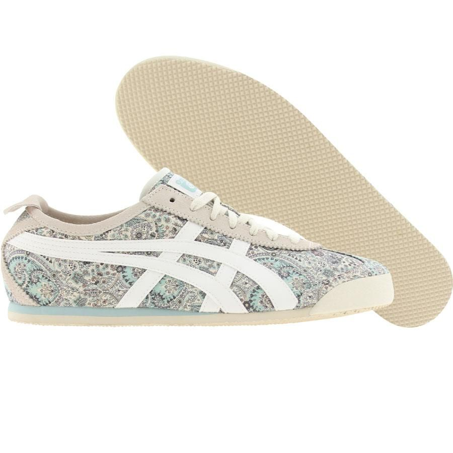 Asics Onitsuka Tiger Women Mexico 66 (green / off white) D3G2N-1199 -