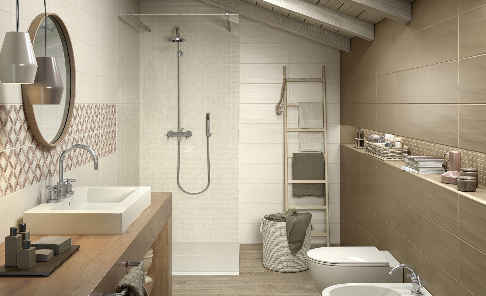 Paint ceramic tiles marazzi 7070 bathroom pinterest bagno